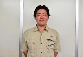 現場担当★渋谷 勝義 現場担当★田野 壮一