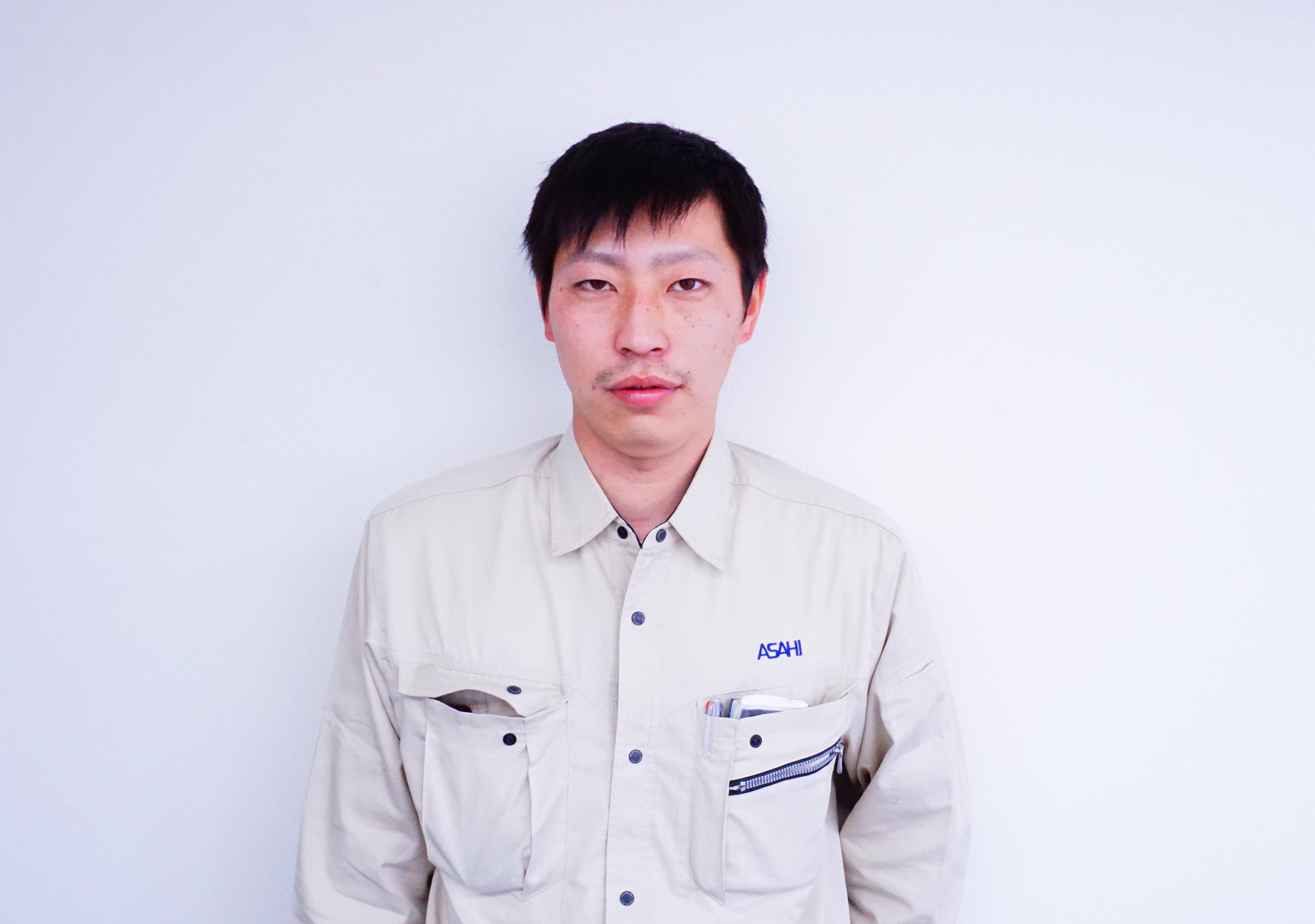 工事担当 齋藤翔太 営業担当 山川武志