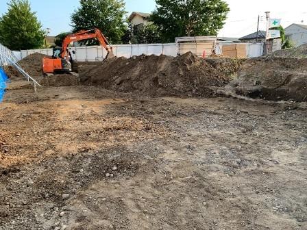3.掘削、床付け.jpg