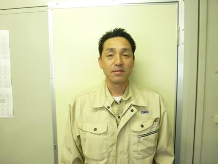 【工事担当】渋谷 勝義 【営業担当】石田 巧