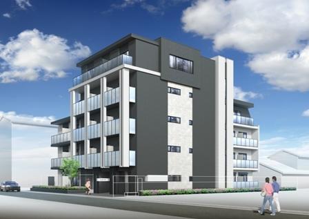 201113_(仮称)仙川町二丁目8-14マンション新築工事_パース2.jpg